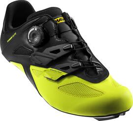 Mavic Cosmic Elite - Zapatillas - amarillo/negro